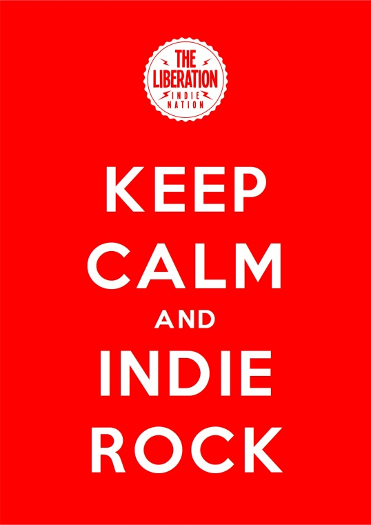 Keep Calm _ INDIE ROCK