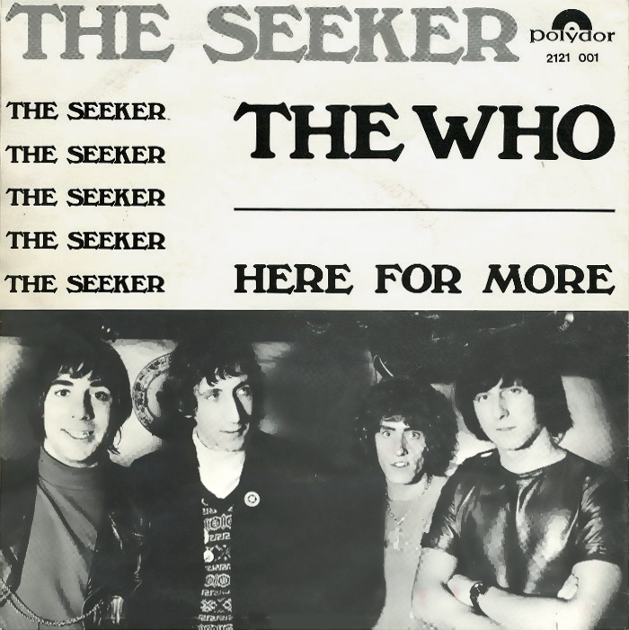 the-who-the-seeker-polydor
