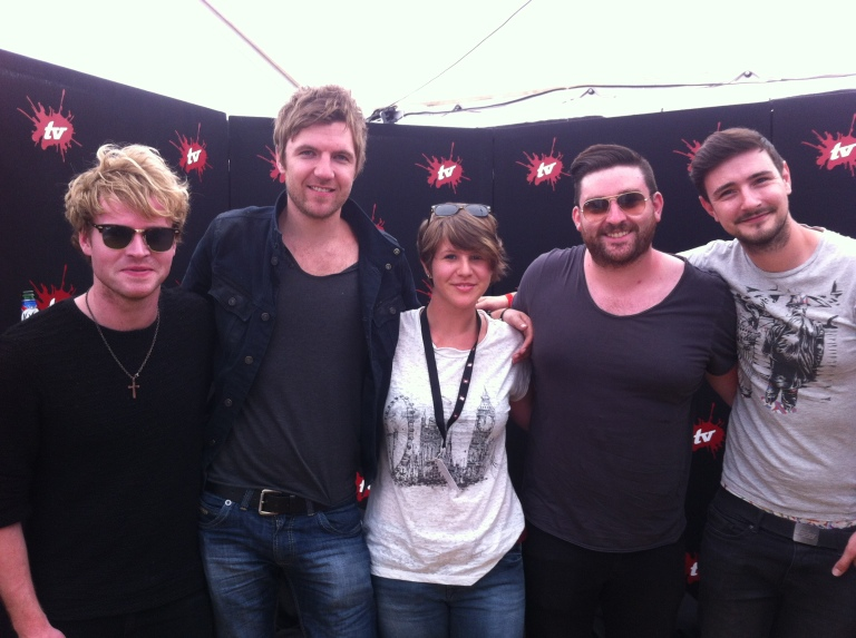 Kodaline Interview 3