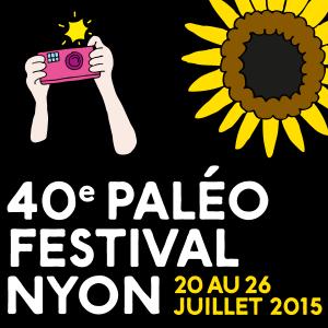 logo Paléo 2015