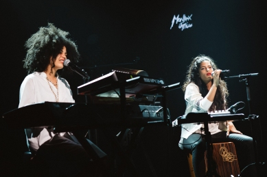 Ibeyi live at the 49th Montreux Jazz Festival, Lab, (c)Marc Ducrest